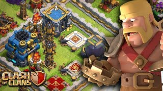 AS PRIMEIRAS DEFESAS DE CV12 MAXIMIZADAS! CLASH OF CLANS
