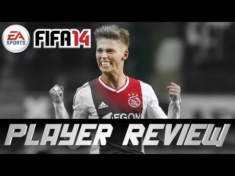 FIFA 14 Best Young Players - Viktor Fischer Review - 90 Rated BEAST! Amazing Talent