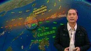 24Oras: Pagsasanib ng Hanging Amihan at Easterly Winds, nagdulot ng pagkulimlim sa Metro Manila