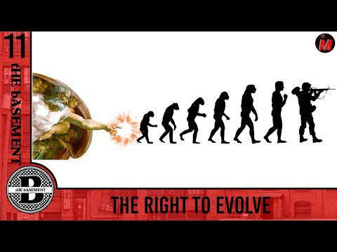 ePS -11- tHE rIGHT tO eVOLVE