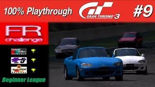 Gran Turismo 3 - #9 - FR Challenge (100% PT)