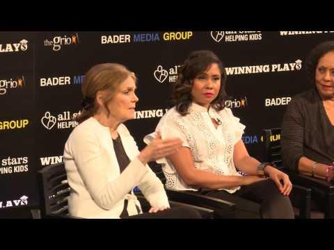 Winning Play$: Black Women, Feminism, & Empowerment: Gloria Steinem