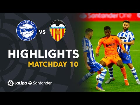 Alaves Valencia Goals And Highlights