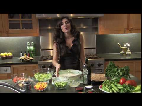 Middle Eastern Flavours - Taster for new cooking show from Enlightenment Productions