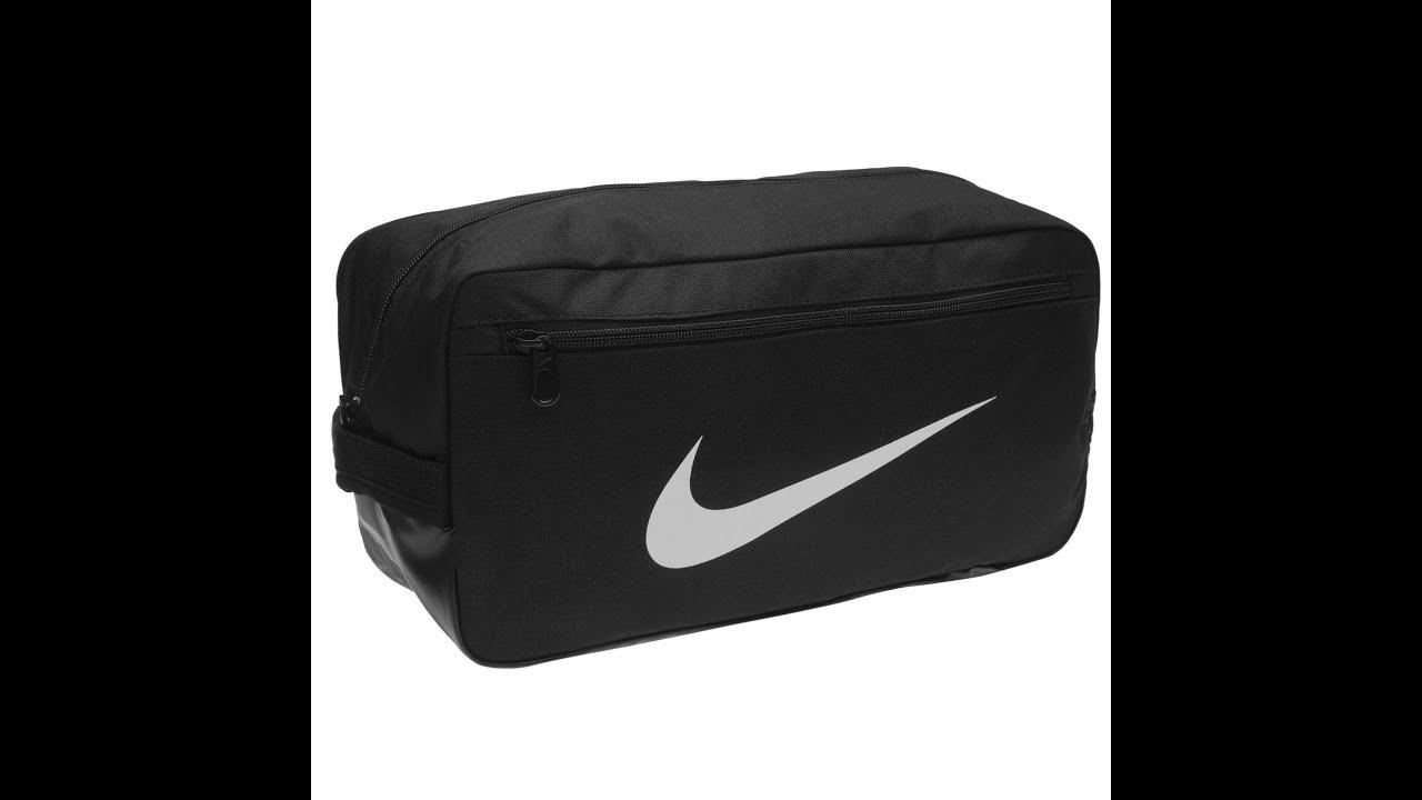 Обзор Сумка для Обуви Nike Brasilia Shoebag - YouTube e7b7d1c7df893