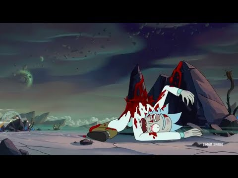 All Rick C-137 Death Scenes (Rick And Morty)