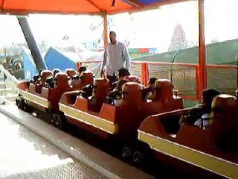 Roller Coaster @ Aladdins Kingdom - 2007