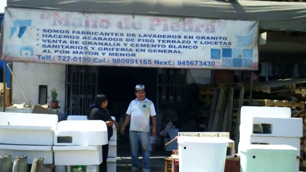 Inversiones mano de piedra lurin lima lavaderos en for Lavadero de granito