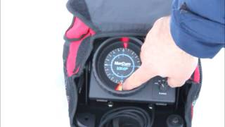 Alberta Yellow Perch Ice Fishing Featuring MarCum VX-1Pro and Jaw Jacker