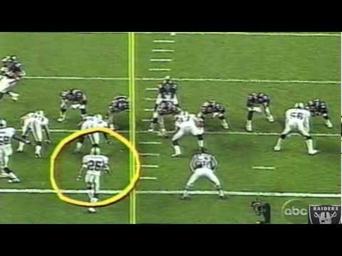 Rod Woodson MNF interception vs. Broncos   Touchdown