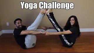 THE YOGA CHALLENGE with SimGurm thumbnail