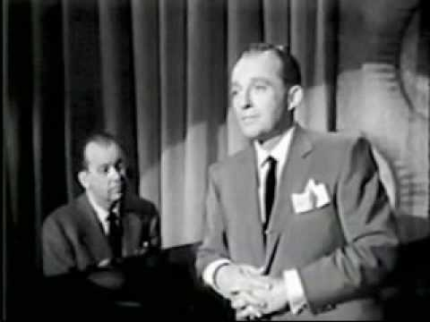 It Had To Be You - Bing Crosby and Buddy Cole 1952