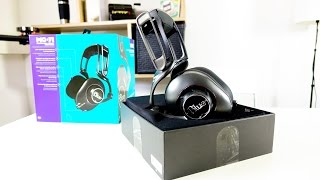 Blue Mo Fi Premium Headset - Unboxing und Test