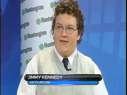 Jimmy Kennedy, Colts Up Close Segment October 26, 2013
