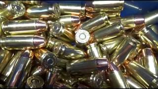Reloading the  40 S&W and Brass Cleaning Tip