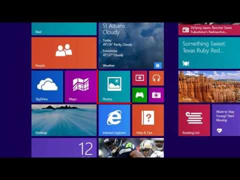 Windows Learn How To Use Windows 81