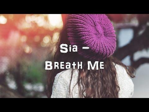 Sia - Breathe Me [Acoustic Cover.Lyrics.Karaoke]