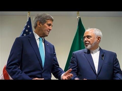 Trump Blasts Kerry's Secret Meetings with Iran