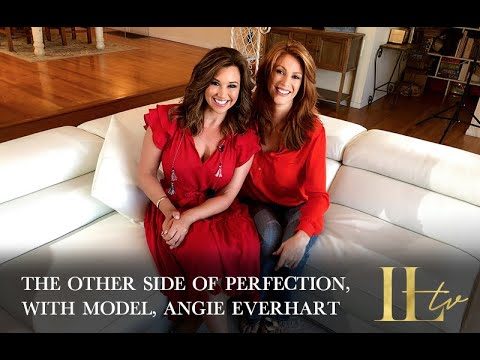 The Other Side Of Perfection, With Model, Angie Everhart