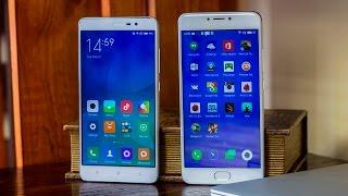 Meizu M3 Note VS Xiaomi RedMi Note 3 Pro сравнение. Что лучше Meizu или Xiaomi? Мнение от FERUMM.COM