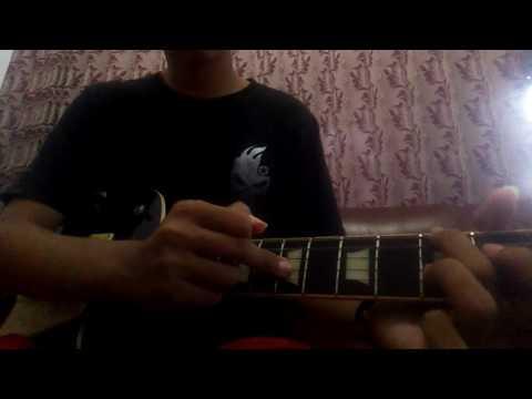 Pada Hari Minggu / Naik Delman (guitar Tapping Cover By Ifham Hamdani) #SaveLaguAnak