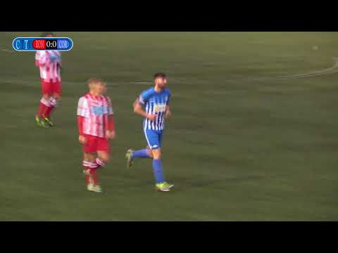 CTTV HIGHLIGHTS: ROMULUS FC 0 - 1 CORBY TOWN: