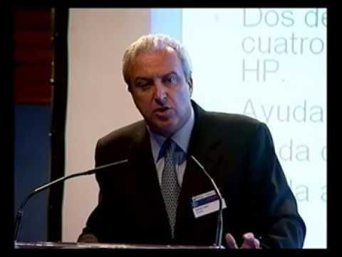 Foro Empresa 2004 - Santiago Cortés de HP HEWLETT PACKARD España