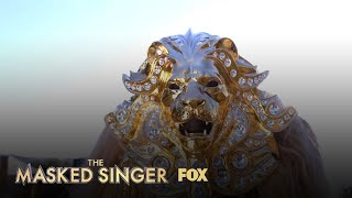The Clues: Lion | Season 1 Ep. 8 | THE MASKED SINGER