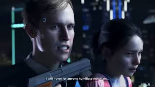DETROIT BECOME HUMAN Gameplay Walkthrough Part 1 DEMO [720p HD PS4 PRO] - No Commentary