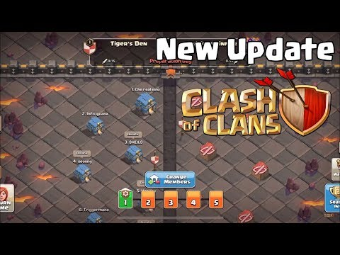 Clan War League All Update Details | How To Start Clan War League - COC - Clash Of Clans