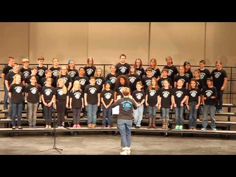 Elaina's Choir at Liberty Oaks Elementary School
