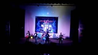 Gambar cover Band concert in HSTU by Ashik and his team