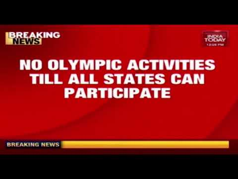 IOC Suspends Olympic Events In India After Pak Shooters Denied Visas