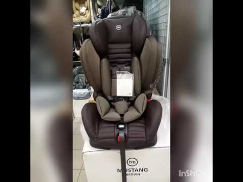Автокресло Happy Baby Mustang от 9-36 кг