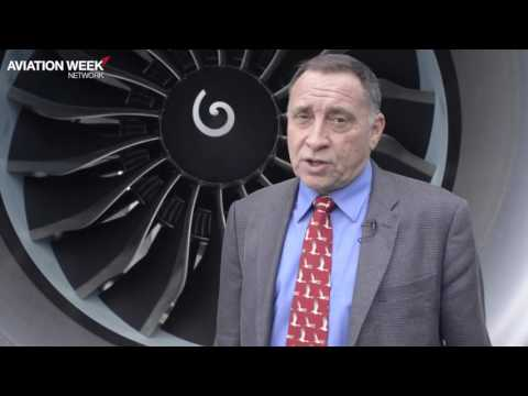 Battle of The Engines At Farnborough