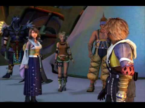 Final Fantasy X - Let Me Love You (让我爱你)