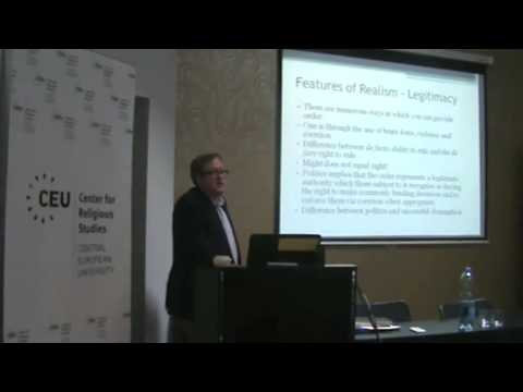 Understanding Legitimacy in Realist Thought: Between Realpolitik and Political Moralism