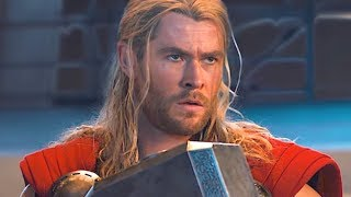 """Вот почему Капитан Америка смог поднять молот Тора в """"Финале"""""""