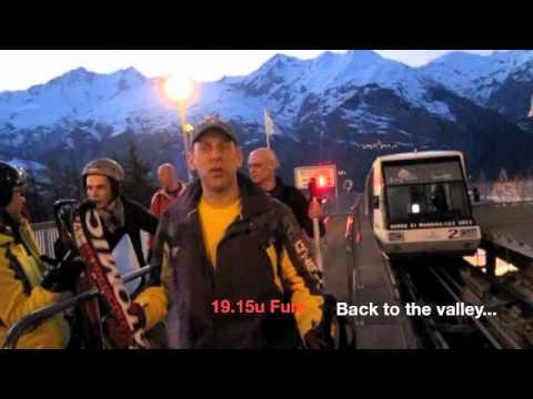 Heli skiing Les Arcs 2009 / FTM Tour