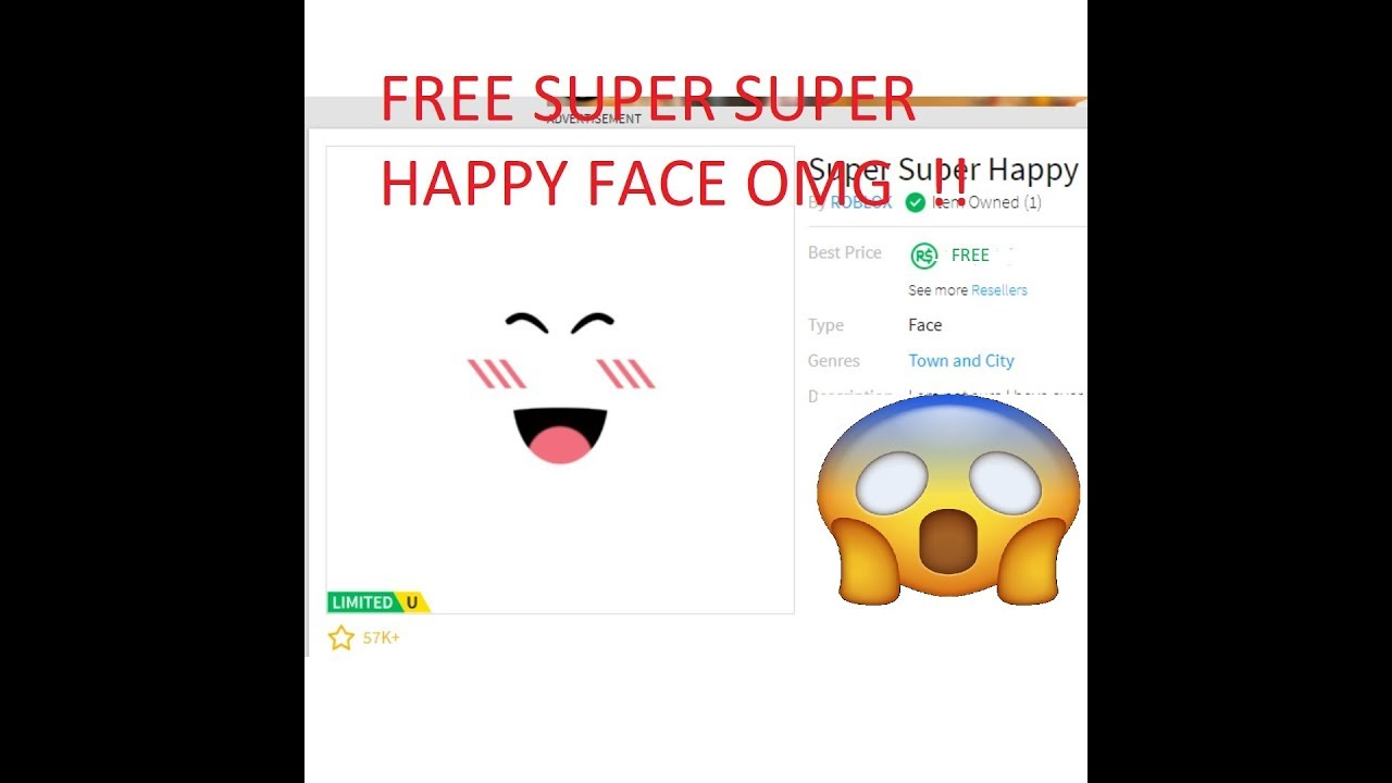 Roblox Nasil Super Super Happy Face Alinir Youtube
