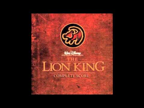 Lion King Complete Score - 15 - Hunting / Pinned Again / Reunion - Hans Zimmer