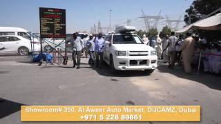 One Of The Luxury Car In - Cars 4 U, FZCO Dubai Auction March 15, 2016