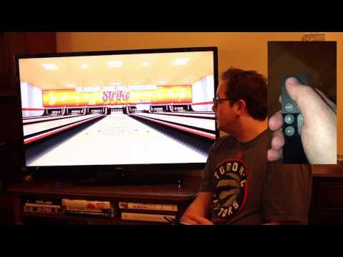 Bowling on your Apple TV | AppleTV Gaming