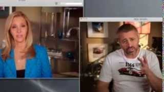 web therapy matt leblanc with lisa kudrow friends reunion part 3 used cards