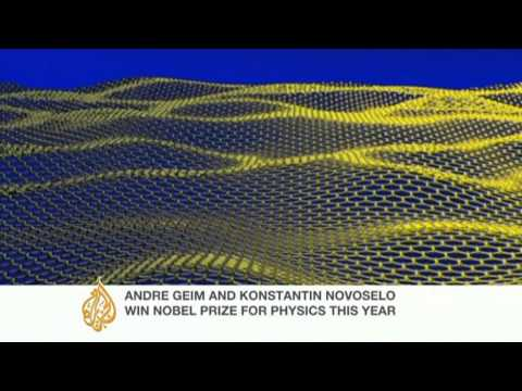 Interview with co-winner of Nobel prize in physics