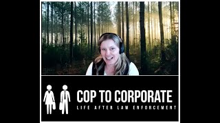 Cop to Corporate: From a small Pennsylvania Township police department to working in Silicon Valley!