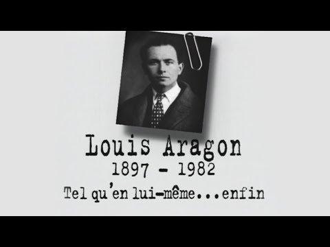 Louis ARAGON – Un siècle d'écrivains : tel qu'en lui-même, enfin (DOCUMENTAIRE, 1999)