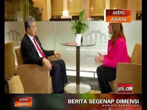 MH17: Exclusive interview with Home Minister