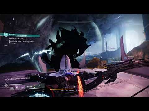 New Astral Alignment Gameplay - Seasonal Activity [Destiny 2 Season of the Lost]