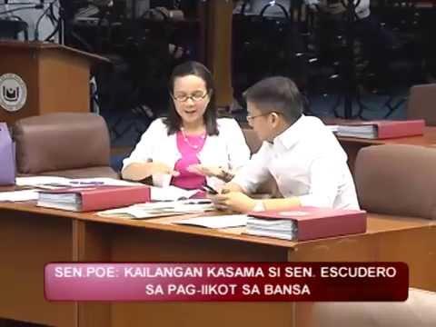 #NewsRoom5 | Poe at Escudero: Samahang walang iwanan